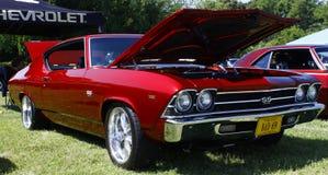 Chevy 1969 Chevelle ss Fotografia Stock