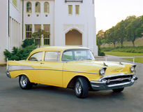 57 Chevy Stockbild