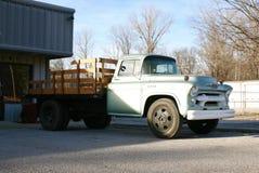 Chevy Antique Work Truck Imagens de Stock Royalty Free