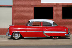 Chevy Bel-Air Image libre de droits