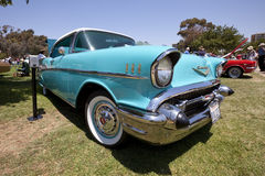 Chevy Bel Air 1957 Photographie stock libre de droits