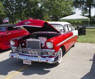 1956 Chevy Bel Air Stock Afbeelding