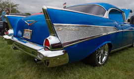 Chevy Bel Air 1957 Photos stock