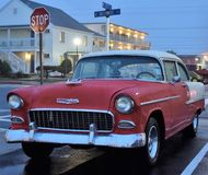 Chevy Bel Air Royalty Free Stock Photography