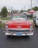 1956 Chevy Bel Air Front View Royalty-vrije Stock Afbeeldingen