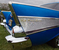 Chevy Bel Air 1957 Royalty Free Stock Image