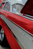 1957 chevy belair Obrazy Royalty Free