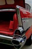1957年chevy的belair 免版税库存图片