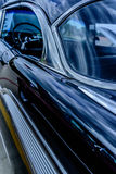1957 Chevy Belair. Antique 1957 black Chevy Belair Stock Photography
