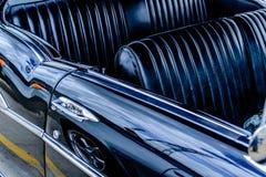 1957 Chevy Belair. Antique 1957 black Chevy Belair Stock Image