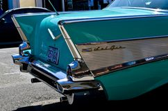 Chevy Belair car stock photography