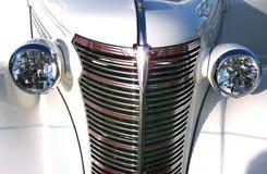 Chevy bianco Fotografia Stock