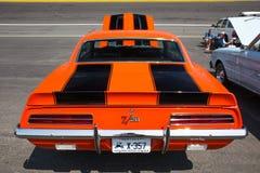 1969年Chevy Camaro 库存照片