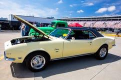 1968 Chevy Camaro Automobile stock images