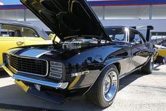 1969 Chevy Camaro Royalty Free Stock Photography