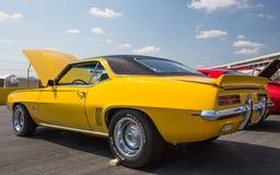 1969 Chevy Camaro Royalty Free Stock Photos