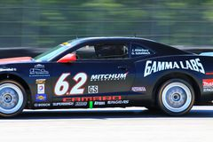 Chevy Camaro Royalty Free Stock Photo