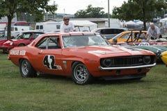 Chevy camaro race car Royalty Free Stock Photography