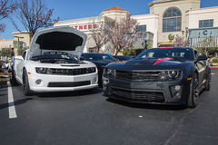 2014 Chevy Camaro SS Royalty-vrije Stock Fotografie