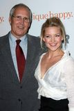 Chevy Chase, Kate Hudson Royalty Free Stock Photos