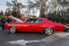 Chevy Chevelle SS Стоковая Фотография RF