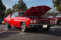 Chevy Chevelle SS Royalty Free Stock Images