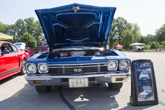 1968 Chevy Chevelle SS Front View Royalty Free Stock Photos