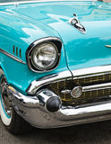 1957 Chevy Royalty Free Stock Photo