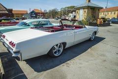 chevy convertibel de impalass van 1965 Stock Foto's
