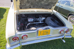 1965 Chevy Corvair Corsa Royalty Free Stock Photography