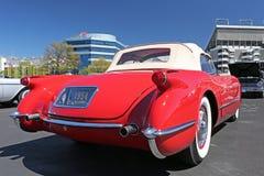 1954 Chevy Corvette Royalty-vrije Stock Afbeelding