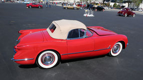 1954 Chevy Corvette Stock Foto's