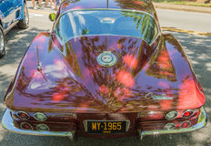 1965 Chevy Corvette Royalty Free Stock Photo