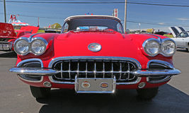 1958 Chevy Corvette Stock Image