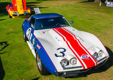 1968 Chevy Corvette Sunray DX Royalty Free Stock Photos