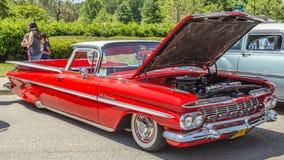 1959 Chevy El Camino royalty free stock image