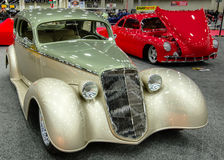 1935 Chevy Grand Master Interpretation Stock Afbeelding
