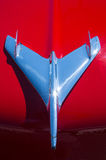 1955 Chevy Hood Ornament Stock Afbeeldingen