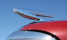 1937 Chevy Hood Ornament Stock Fotografie