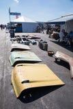 Chevy Hoods 1957 Image libre de droits