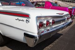 1962 Chevy Impala Stock Afbeelding