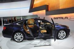 Chevy Impala Lizenzfreies Stockfoto