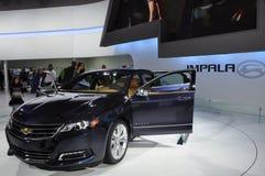 Chevy Impala Fotografia Stock Libera da Diritti