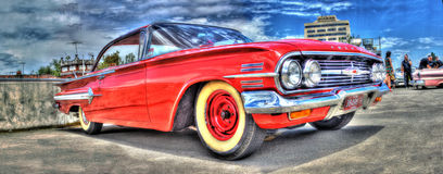 Chevy Impala Royalty Free Stock Images