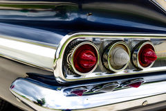 1961 Chevy Impala Royalty Free Stock Photos