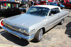 Chevy Impala clássico Fotos de Stock