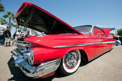 1961 Chevy Impala Stock Image