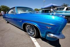 1966 Chevy Impala Obyczajowa farba Zdjęcia Royalty Free