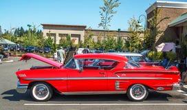 1957 Chevy Impala Royalty Free Stock Photos