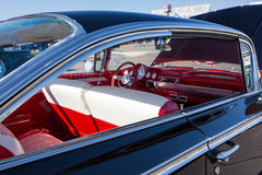 1960 Chevy Impala SS. CONCORD, NC — September 24, 2016:  A 1960 Chevrolet Impala SS automobile on display at the Pennzoil AutoFair classic car show held at Stock Photos
